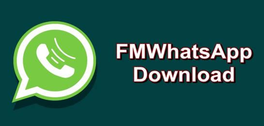 Gambar Logo App FMWhatsApp